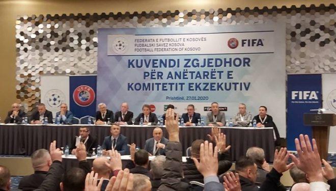 Zgjidhet Komiteti Ekzekutiv i ri i FFK-së