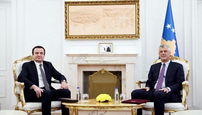 Bislimi: Kurrë nuk ndodhi takimi sekret Thaçi-Kurti tek 'Bregu i Diellit'