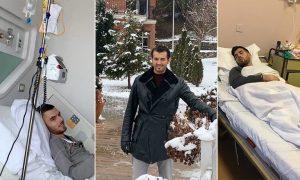 Labi mban premtimin, grumbullon 200 mijë euro për shërimin e Ardit Gashit dhe 160 mijë euro për Shpëtim Krasniqin