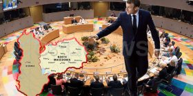 """Gazeta franceze: Franca e gatshme të """"lëshojë pe"""" për hapjen e negociatave për Shqipërinë dhe Maqedoninë,"""