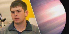 E zbulon studenti planetin e ri, vetëm pas ditës së tretë të praktikës në NASA