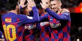 """""""Manita"""" e Barçës, 500 fitore për Messin, blaugranat në çerekfinale!"""