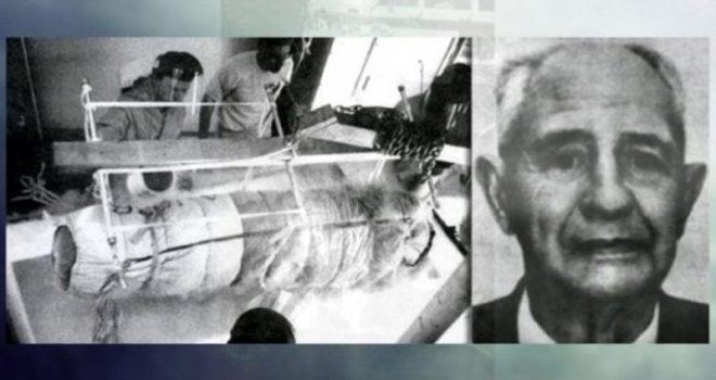Njihuni me njeriun e parë që ruhet në gjendje të ngrirë prej 1967