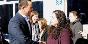 Osmani: Grenell solli energji të nevojshme për dialogun me Serbinë