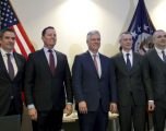 Shefi i Lufthansa-s: Kosova dhe Serbia po ndërmarrin një hap drejt afrimit me iniciativën amerikane