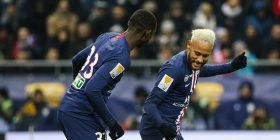 Kupa e Ligës/PSG eliminon lehtësisht Reims, në finale e pret Lyoni