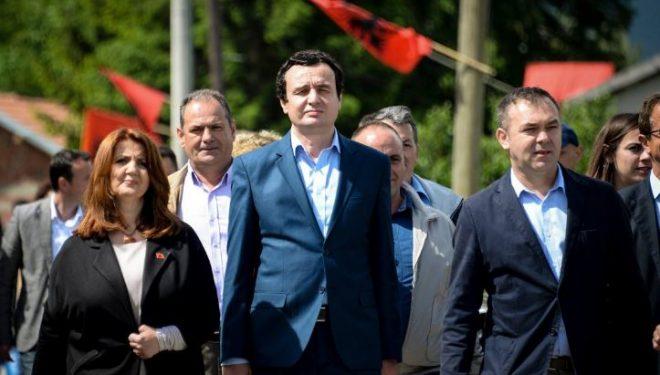 Nënkryetarja e VV-së: LDK i ka ngatërruar zgjedhjet parlamentare me zgjedhjen e presidentit