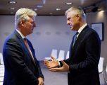 Roli i SHBA-së në dialogun Kosovë-Serbi, Thaҫi flet për këtë me Këshilltarin e Trumpit