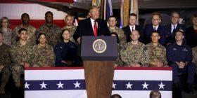 Trump: Nëse Iraku dëbon trupat amerikane do të përballet me sanksione të ashpra ekonomike
