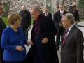 Momenti kur Merkel sa nuk ia hoqi pallton Erdoganit