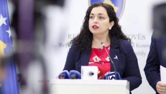 Osmani: LDK nuk do të jetë iniciues për shkarkimin e Glauk Konjufcës nga posti i kryeparlamentarit, besoj në marrëveshje