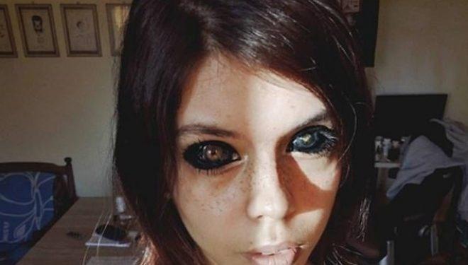 Verbohet 25 vjeçarja, tentoi të lyente sytë me ngjyrë të zezë