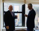 Thaçi i thotë në takim ndihmës-sekretarit amerikan: Kosova e gatshme të arrijë marrëveshje përfundimtare me Serbinë