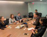 Nagavci, Musliu e Selmanaj në Uashington, takojnë kongresistët amerikanë Price dhe Garol
