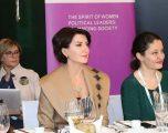 Jahjaga në Mynih, flet për barrierat gjinore të grave në pozita udhëheqëse