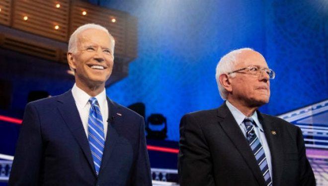 Sanders në vendin e parë, ndërsa bie përkrahja për Biden-in