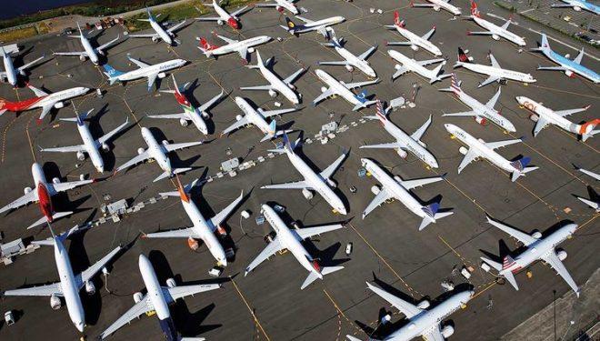 Në rezervuarët e karburantit të aeroplanëve Boeing 737 Max, gjenden mbetje