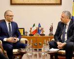 Veliu: Anëtarësimi në INTERPOL dhe EUROPOL mbetet prioritet i imi si ministër