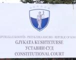 Kushtetuesja vazhdon pezullimin e ligjit për paga