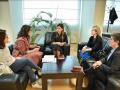 Ministrja Haxhiu: Do të ndihmojmë nënat vetushqyese dhe kujdestare të familjes