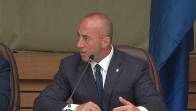 Haradinaj i gëzohet vendimit të PDK'së për Ligjin e Rimëkëmbjes, fton të votohet në Kuvend