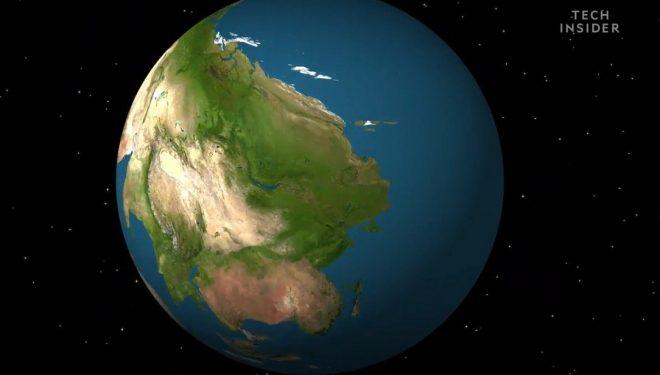 Bota pas 250 milionë vjetësh – Video