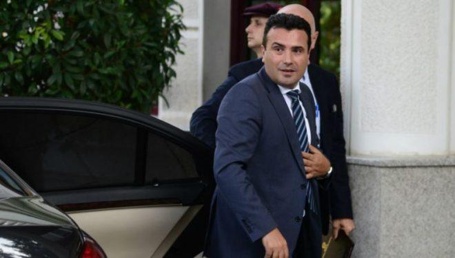 """VMRO-ja akuzon Zaevin për përfshirje në rastin """"Reketi"""""""