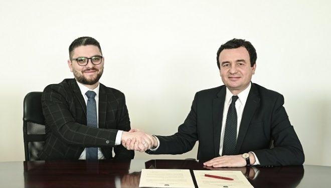 Kurti emëroi Këshilltar të Jashtëm Politik, z. Durim Berisha