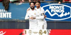 Reali dëfrehet me Osasunan, konfirmohet lider në Spanjë