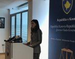 Albulena Haxhiu merr vendimin e parë si ministre