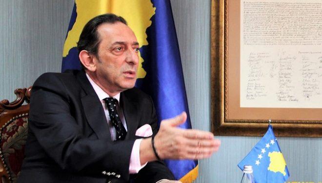 """Blerim Reka: Në Shkup u varros """"Mini-Shengeni"""""""