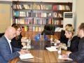 Ministrja Bajrami takon Nataliya Apostolovën, flasin për përmirësimin në fushën e arsimit