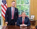 Trump: Grenell do ta vazhdojë angazhimin në bisedimet Kosovë-Serbi
