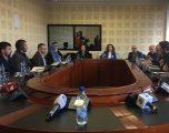 Anëtarët e Komisionit për shëndetësi zotohen për bashkëpunim: Sëmundja s'ka librezë partiake