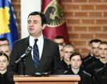 Kurti: Shërbimin ushtarak nuk po e bëjmë për të sunduar