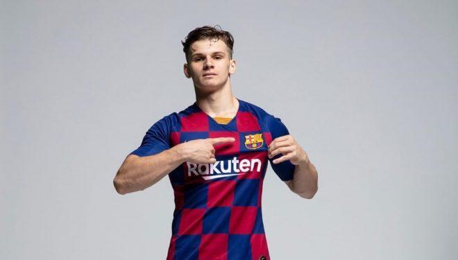 Labinot Kabashi do ta bartë numrin 10 te Barcelona B