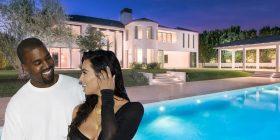 Rezidenca 60 milionë dollarëshe e Kim dhe Kanye