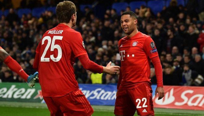 Bayerni prek çerekfinalet, Napoli dhe Barça ndahen në paqe!