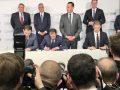 Ambasada amerikane në Gjermani e quan historike marrëveshjen Kosovë Serbi