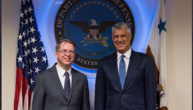 Nga Amerika: E konfirmojmë mbështetjen për FSK'në dhe për dialogun me Serbinë