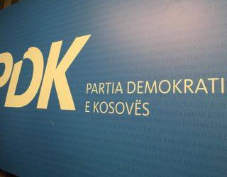 """PDK-ja pritet t'i bashkohet qeverisë """"Hoti"""""""