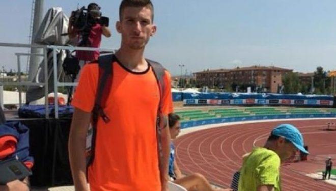 Shqiptarit i heqin medaljen e artë/ Faull nga gjyqtarja, ndëshkohet atleti Franko Burraj