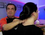 Sëmundja e kohëve moderne/ Të gjithë po vuajnë nga problemet me qafën (Video)