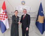 Quni mirënjohës ndaj Kroacisë për përkrahjen e FSK-së