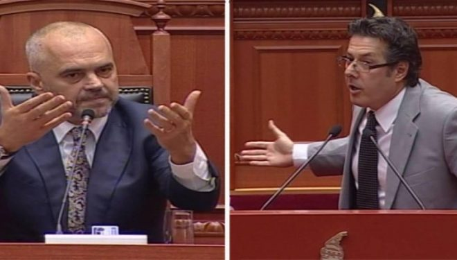 Rama pretendon mandatin e tretë, Edi Paloka: Është mes dy zgjedhjeve, largim me votë ose si Gadafi