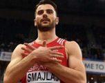 Izmir Smajlaj kampion Ballkanik në 'Kërcim së gjati'