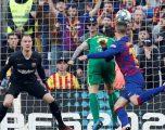"""Barcelona """"manita"""" me Eibar/ Lionel Messi i papërmbajtshëm, shënon 4 gola"""