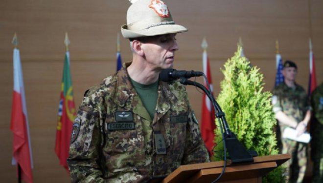 E tha komandanti i KFOR-it: FSK-në, ato nuk mund të dërgohen në veri të Kosovës pa miratimin tim