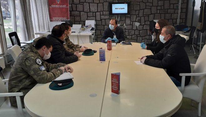 KFOR-i turk interesohet për situatën dhe menaxhimin e saj në Gjilan