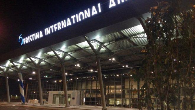 Fluturimet radhës në Aeroportin e Prishtinës